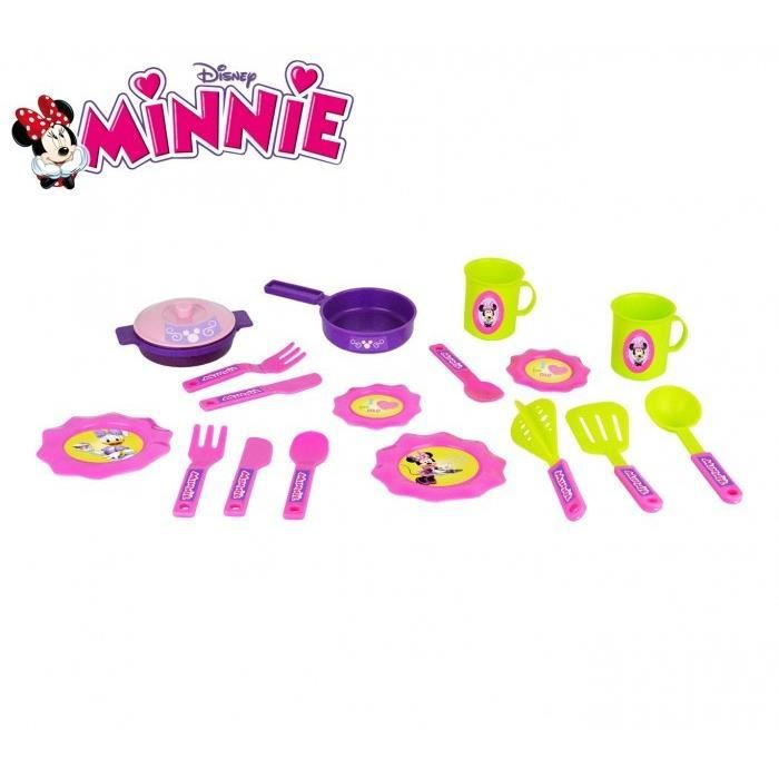 dinette minnie achat vente jeux et jouets pas chers. Black Bedroom Furniture Sets. Home Design Ideas