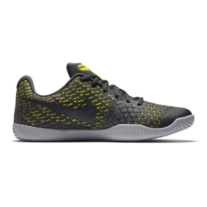 uk availability ca5cc ffadc Chaussures basketball Nike Kobe Mamba Instinct Noir