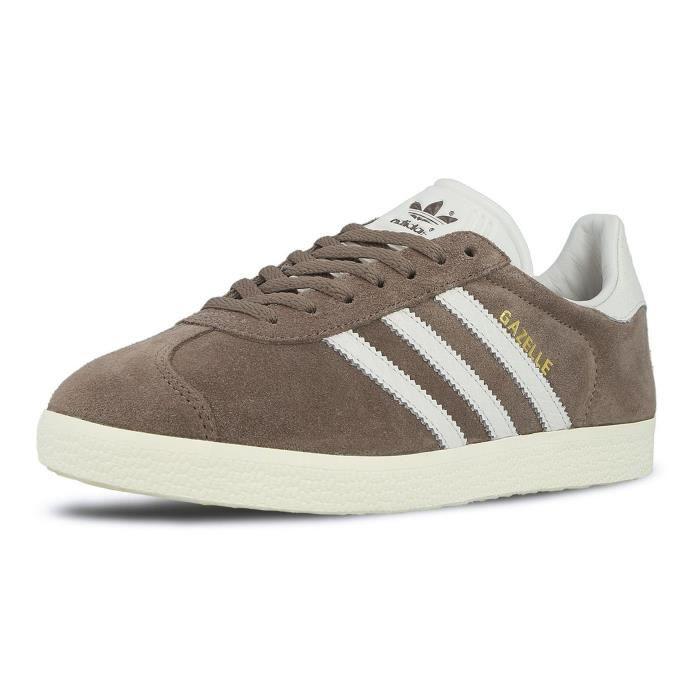 adidas gazelle brun