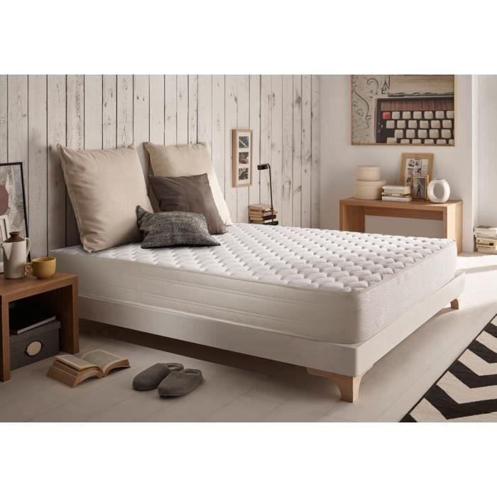 Du gel matelas édition 9 O 12 cm de hauteur doux dormir comme sur le lit d/'eau