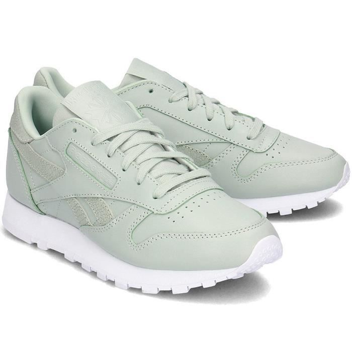 Pastel Chaussures Ps Reebok Classic Leather 6bfY7gy