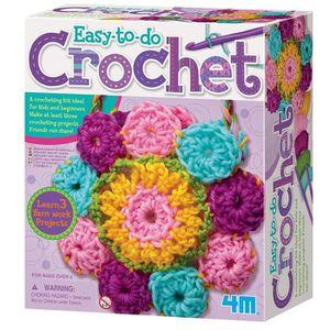 JEU DE ORIGAMI loisir créatif Kit crochet pour enfant Coffret déb