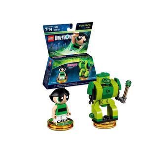 FIGURINE DE JEU Figurine LEGO Dimensions - Pack Héros - Powerpuff
