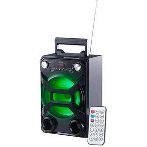 ENCEINTE NOMADE Chaîne nomade compacte USB - SD - FM - bluetooth P