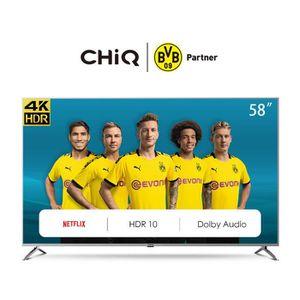 Téléviseur LED 4K TV LED SMART 58''(147cm) U58G7N - HDR10, Wifi,
