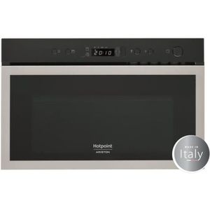 MICRO-ONDES HOTPOINT MH 600 IX Micro-ondes combiné encastrable