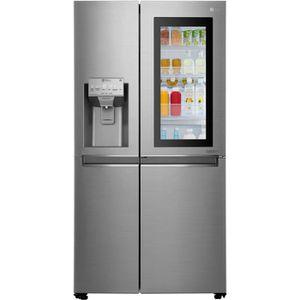 RÉFRIGÉRATEUR AMÉRICAIN LG GSI960PZAZ - Réfrigérateur congélateur US - 601