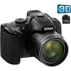 APPAREIL PHOTO COMPACT NIKON P520 - NOIR - APPAREIL PHOTO NUMÉRIQUE