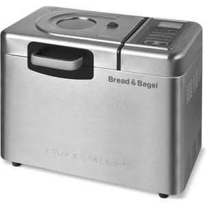 MACHINE À PAIN RIVIERA & BAR QD794A Machine à pain Bread&Bagel