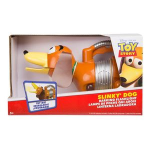 JOUET À TIRER SLINKY 2258TL Le chien ressort lampe de poche