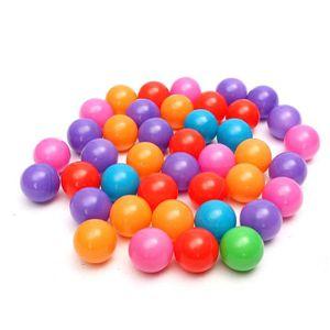BALLES PISCINE À BALLES TEMPSA 200Pcs 4CM Multicolores Balles Plastique Pi