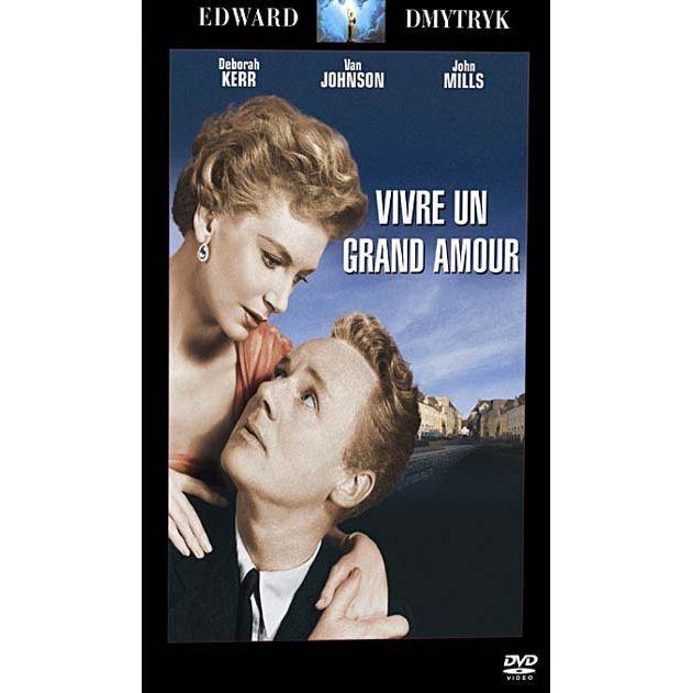DVD Vivre un grand amour