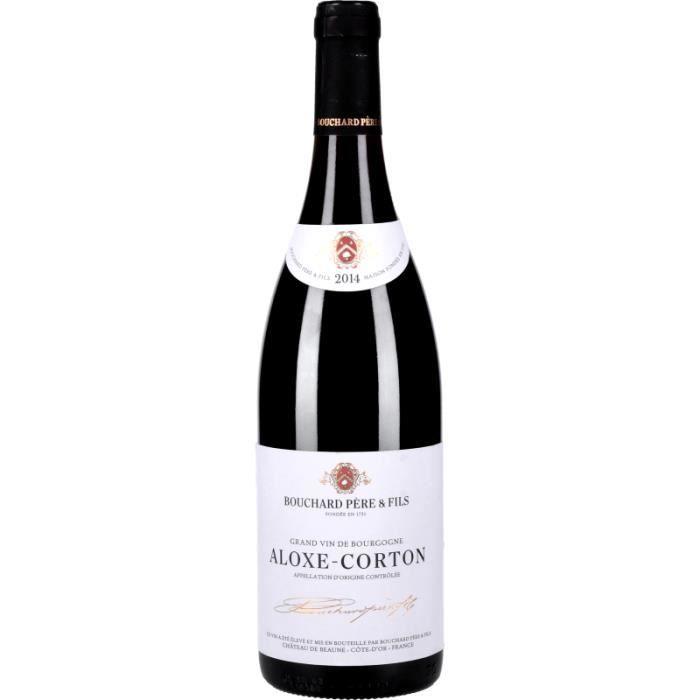 Vin Rouge - Aloxe Corton 2014 - Bouteille 75cl