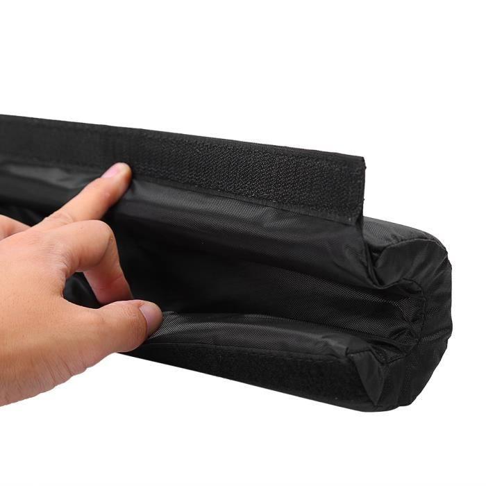 Éponge d'haltérophilie antidérapante, coussin d'haltères, haltérophilie sûre pour les squats fentes, poussées de hanche pour