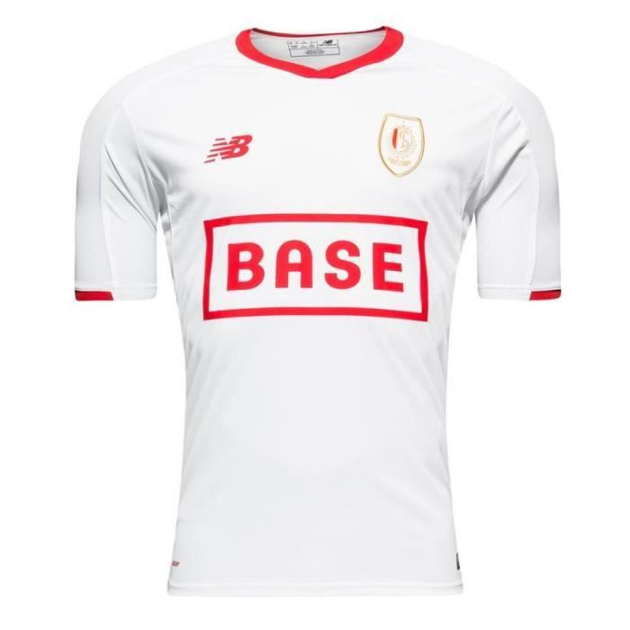 Standard de Liège Maillot de Foot Blanc Homme New Balance