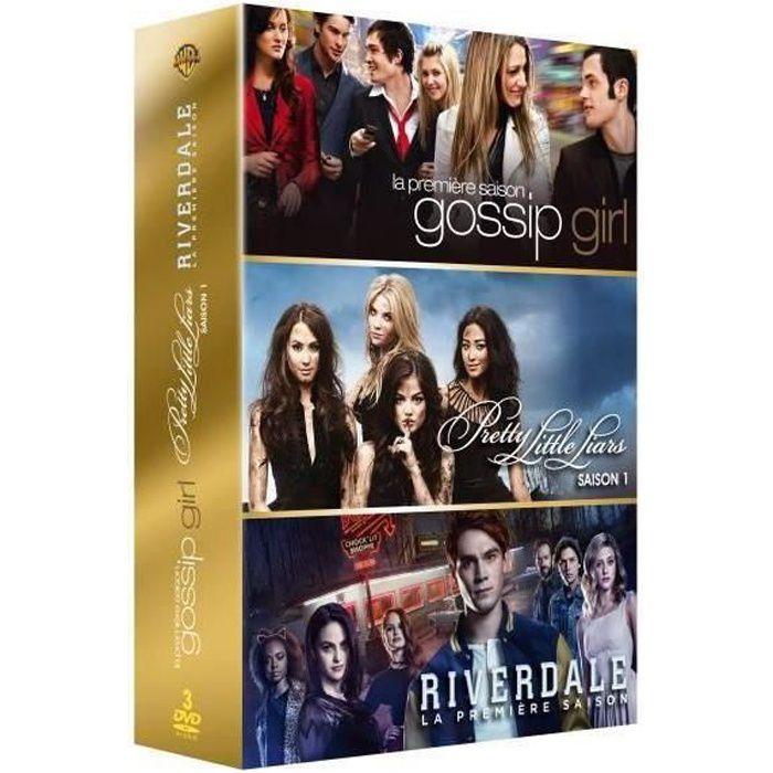 Warner Home Video Séries TV Girly Coffret DVD - 5051889613589