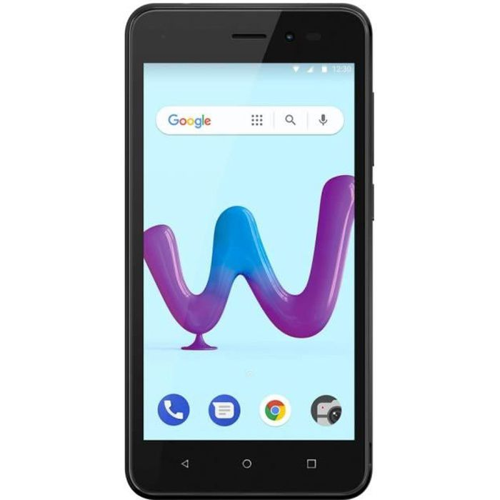 WIKO Sunny 3 BS Anthracite 8 Go