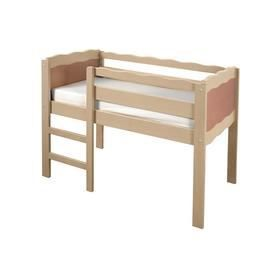 lit en bois enfant 0 5 ans marmotte haut achat vente lit b b 3760211143589 cdiscount. Black Bedroom Furniture Sets. Home Design Ideas