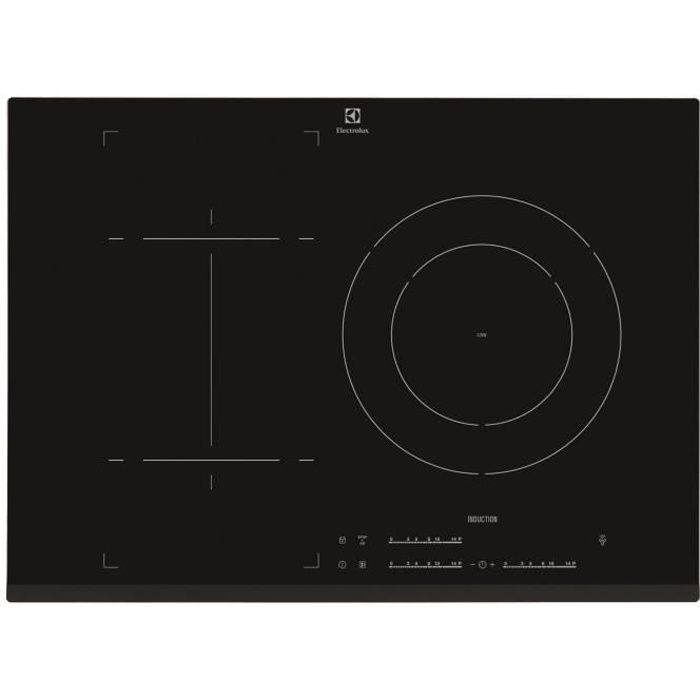 PLAQUE INDUCTION Table de cuisson ELECTROLUX EHN7532LHK