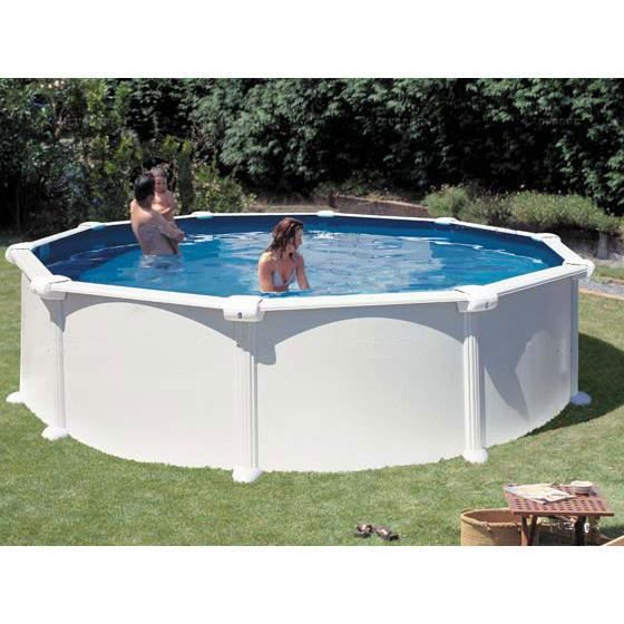 kit piscine acier ronde atlantis x m achat vente piscine kit piscine acier. Black Bedroom Furniture Sets. Home Design Ideas