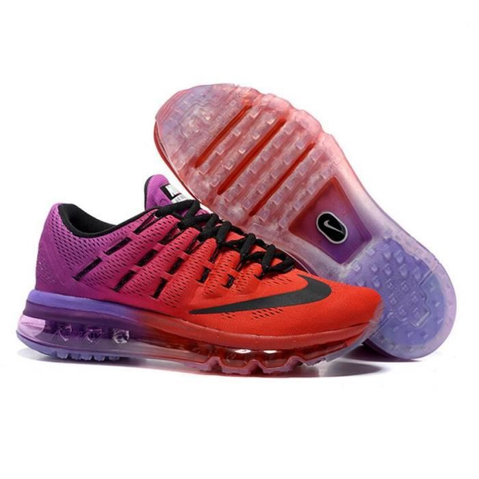 plus récent 08ef1 38333 canada femmes nike air max 2016 or rouge ede19 25ffb