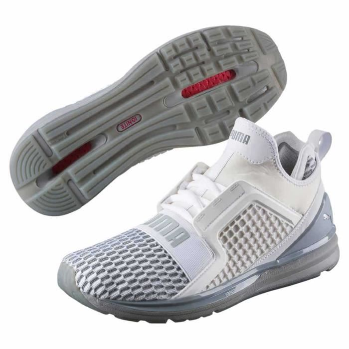 Chaussures homme Running Puma Ignite Limitless Colorblock