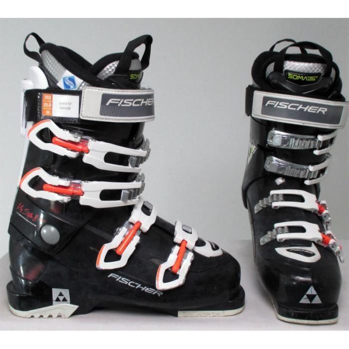 Chaussure de ski occasion Fischer XTR My Style noir