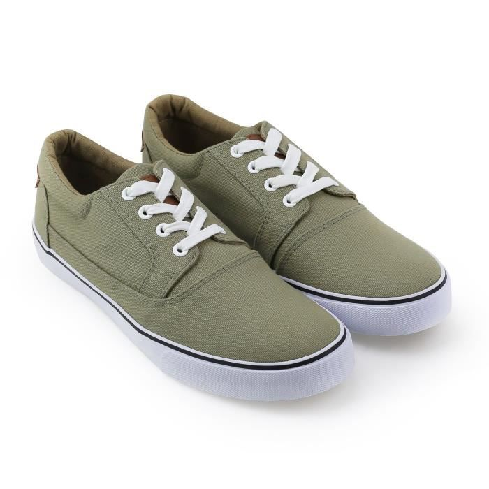 Parc Mens Low Top Sneaker B36IK Taille-46
