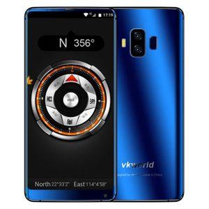 SMARTPHONE Vkworld S8 5,99 pouces 18: 9 Plein écran d'emprein