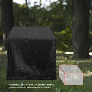 HOUSSE MEUBLE JARDIN  325x208x58cm Housse de Protection Pour Table de Ja