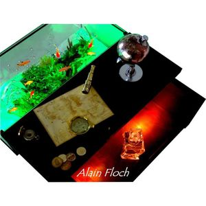 table aquarium achat vente table aquarium pas cher cdiscount. Black Bedroom Furniture Sets. Home Design Ideas