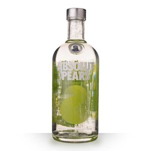 VODKA Absolut Pears (Poires) 70cl  - Vodka