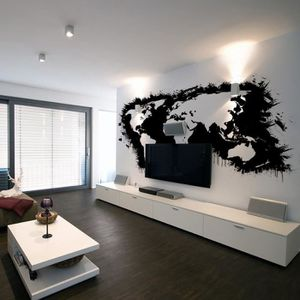 poster mural geant carte du monde achat vente pas cher. Black Bedroom Furniture Sets. Home Design Ideas