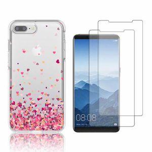 ACCESSOIRES SMARTPHONE Coque Souple en TPU Gel Silicone Pour iPhone 7 Plu
