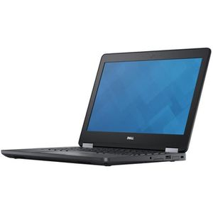 ORDINATEUR PORTABLE Dell Latitude E5270 Core i3 6100U - 2.3 GHz Win 7