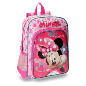 TRANSPORT LOISIRS CRÉA. Disney Minnie Fabulous Cartable, 38 Cm, 13.22 Lite