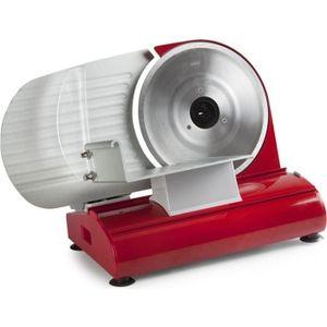 TRANCHEUSE DOMO DO522S Trancheuse électrique - Rouge