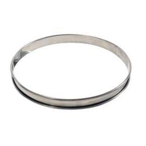 COUPE-GÂTEAU  Cercle à  tarte 24 cm