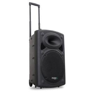 ENCEINTE ET RETOUR  Port15-VHF Enceinte Sono PortableUSB SD MP3