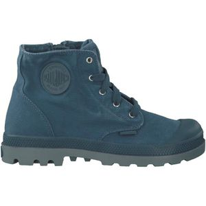 BOTTINE Palladium Boots PAMPA HI KIDS Gris