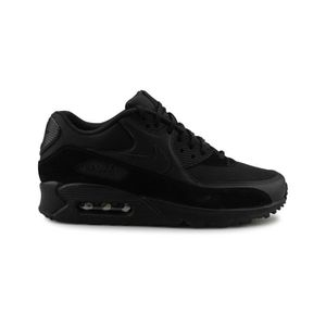 BASKET Baskets Wmns Nike Air Max 90 Noir