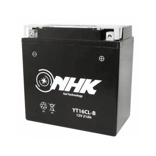 NHK Batterie gel sans entretien de 5 Ah YT4A-3
