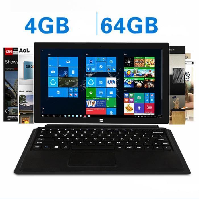 OLSEA®Zhongbai EZpad 7S 10,8 pouces Tablet PC 2-en-1 PC portable win10 office 4 + 64G + clavier d'origine