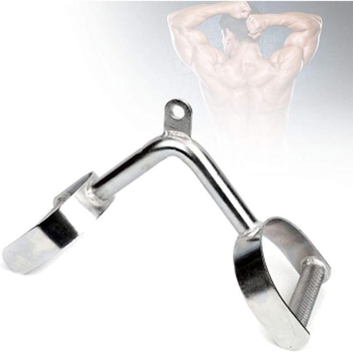 BANC DE MUSCULATION SCXLF Triceps Appuyez sur L'attachement De Barres, Home Appareils De Musculation Fitness, Ergonomique V De927