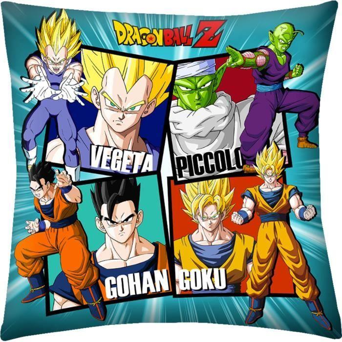 Coussin enfant Goku Dragon Ball Z Manga