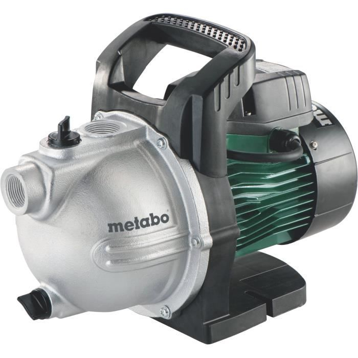 METABO Pompe de jardin P 3300 G - 900 W