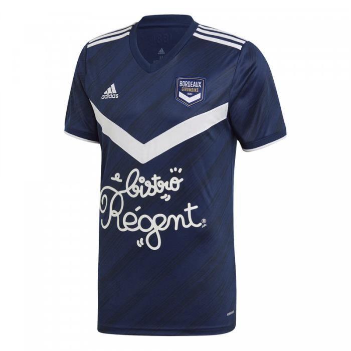 Maillot Girondins de Bordeaux - 2020-2021 Maillot de Football Home Jersey - Bleu