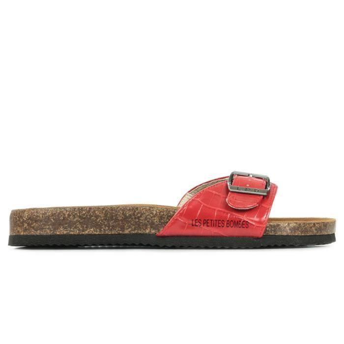 Sandales Les Petites Bombes Rosa