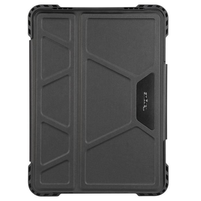 """Targus Sacoche de transport Pro Tek Thz743gl Folio Style pour Apple Ipad Pro 27,9 cm (11"""") Noir Résistant à l'impact Coin"""