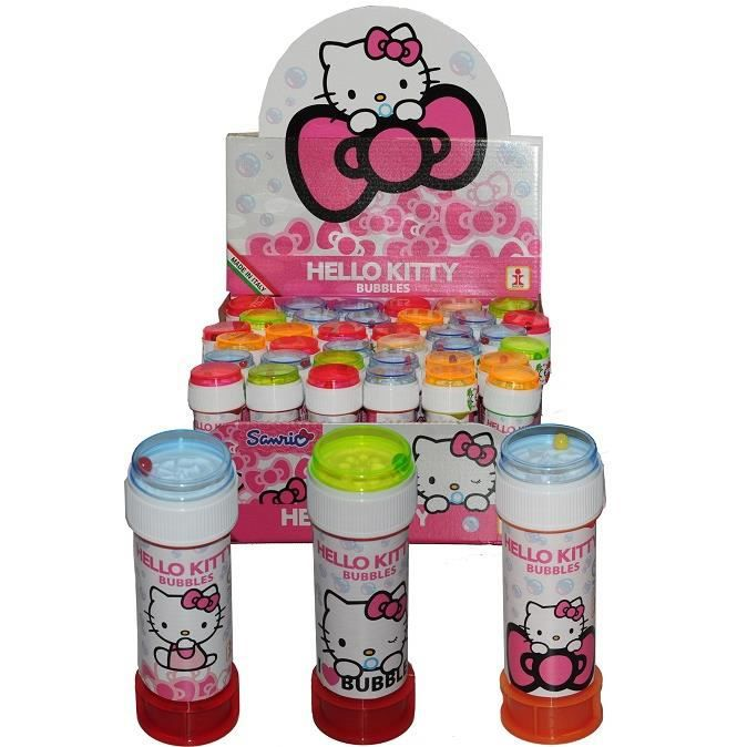 20 bulles de savon jeu de patience hello kitty achat. Black Bedroom Furniture Sets. Home Design Ideas